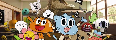 Shows A Z Amazing World Of Gumball The On Cartoon Thefutoncritic Com
