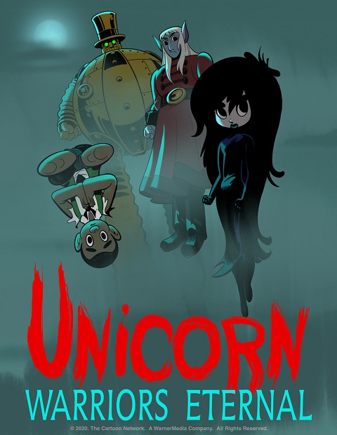 Breaking News Genndy Tartakovsky S Supernatural Animated Action Series Unicorn Warriors Eternal Ordered For Hbo Max And Cartoon Network Thefutoncritic Com
