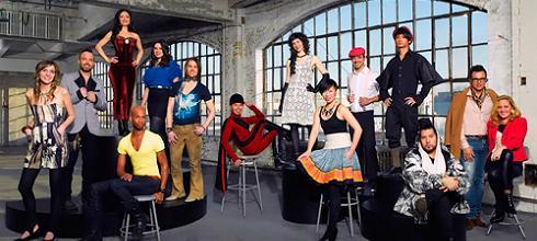 Interview The Fashion Show S Isaac Mizrahi Kelly Rowland Fern Mallis Thefutoncritic Com