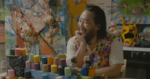 """Breaking News – FX Sets Date for Renowned Artist David Choe's TV Canvas """"The Choe Show"""""""