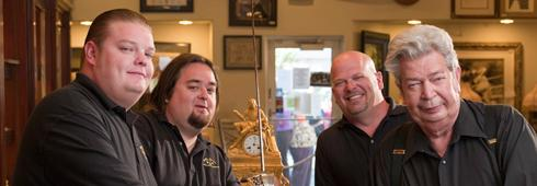 Hit History(R) Series PAWN STARS and American Pickers Return With All-New ...