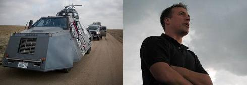 interview with a storm chaser Missouri storm chaser steven coy-podcast 634 an interview and some storm chasing on foot, from the back 40 use headphones for 2nd half.