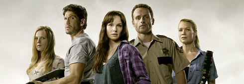 walking dead season 1 cast
