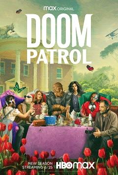 Breaking News Hbo Max Reveals Doom Patrol Season Two Key Art